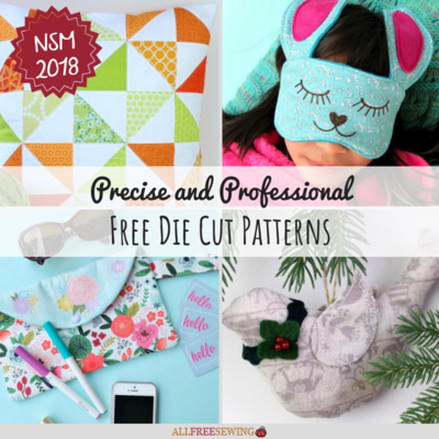 Precise and Professional 20 Free Die Cut Patterns