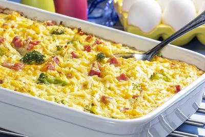Rise n Shine Breakfast Bake
