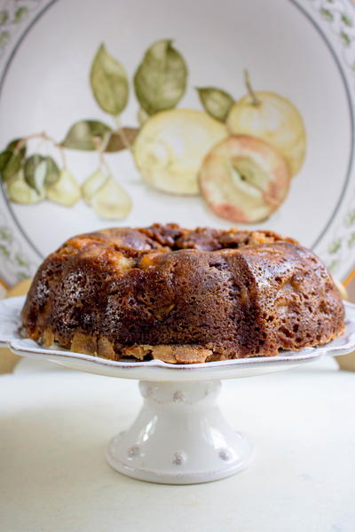 Apple Cake Cookstr Com
