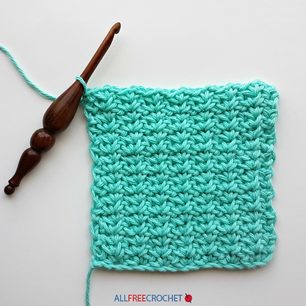 Spider Stitch Crochet Free Tutorial Allfreecrochet