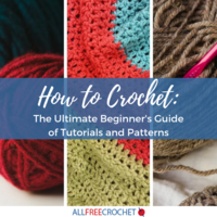 How to Crochet: The Ultimate Beginner's Guide of Tutorials and Patterns