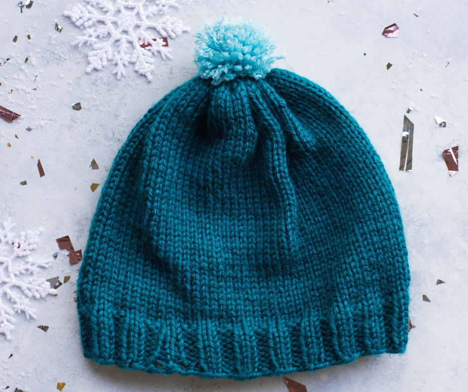 How to Knit a Hat | AllFreeKnitting.com