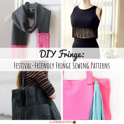 DIY Fringe 25 Festival-Friendly Sewing Patterns