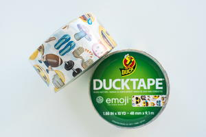Fun Emoji Duck Tape Giveaway