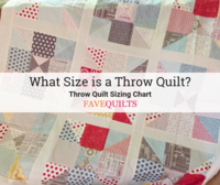 What Size is a Throw Quilt?