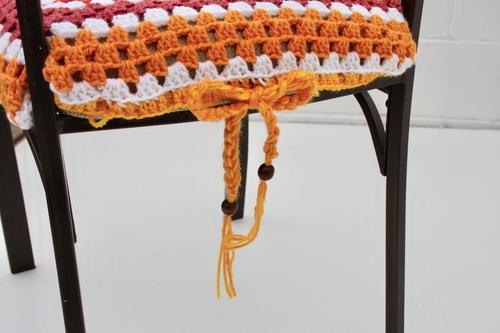 Fitted Crochet Chair Covers Allfreecrochet