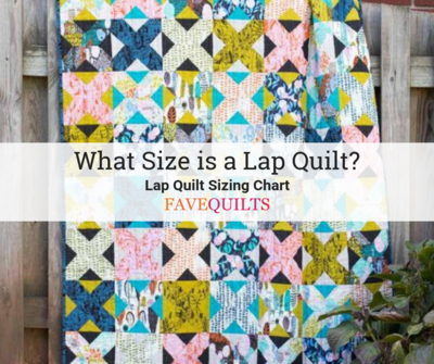 What Size is a Lap Quilt