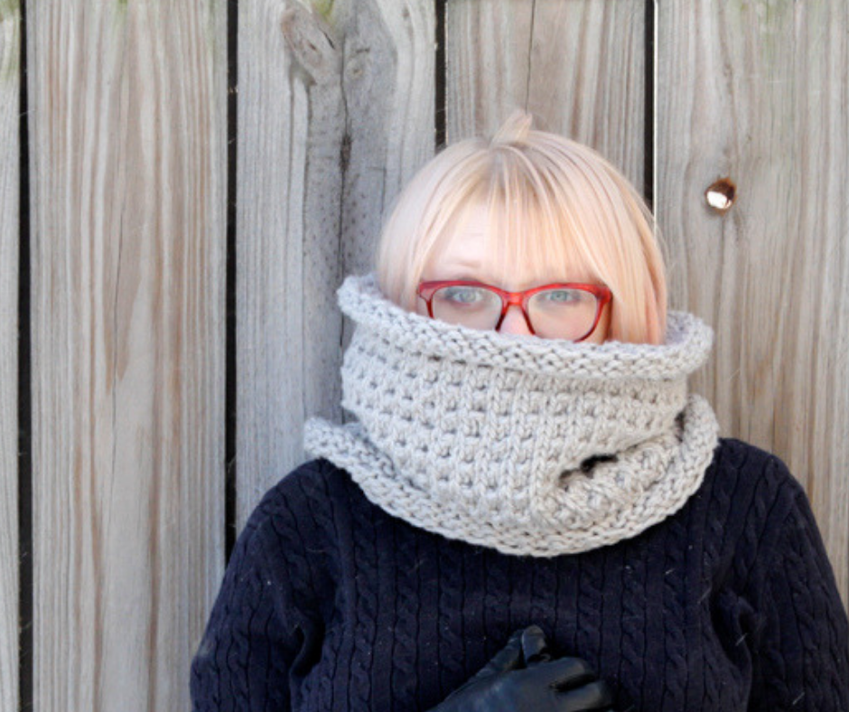 28 Killer Knit Cowl Patterns | AllFreeKnitting.com
