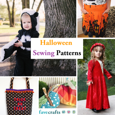 Halloween Sewing Patterns