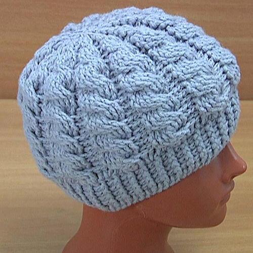 How To Crochet Cable Hat Tutorial Allfreecrochet