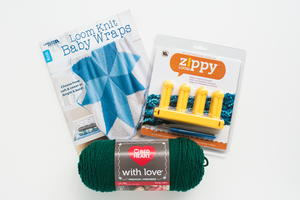 Knitting Loom and With Love Yarn Bundle Giveaway