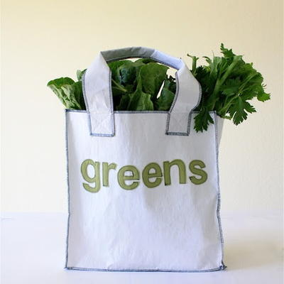 Green Earth Grocery Bags