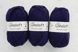 Plum Delicious Lanaloft Yarn Giveaway