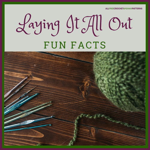 Laying It All Out - Fun Facts
