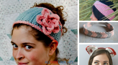70+ Crochet Headband Patterns