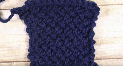 How To Knit The Diagonal Basketweave Stitch Allfreeknitting