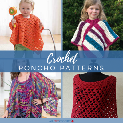 Crochet Poncho Patterns