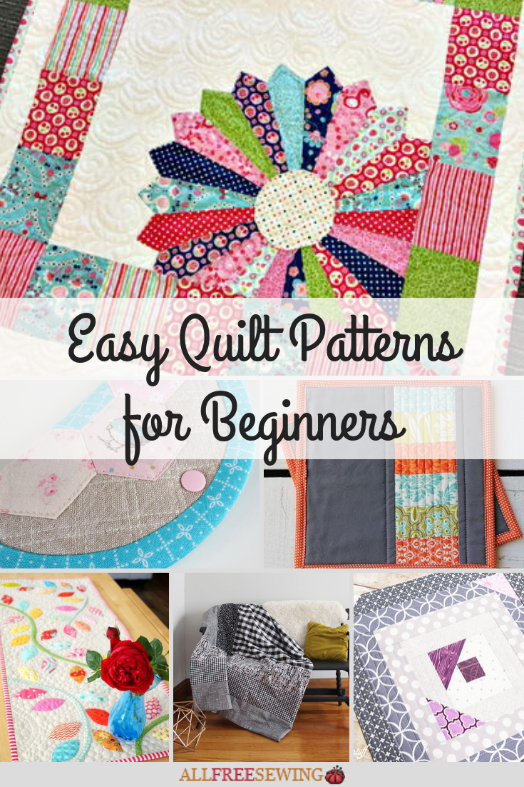 Super Easy Quilt Patterns Free New Inspiration Design