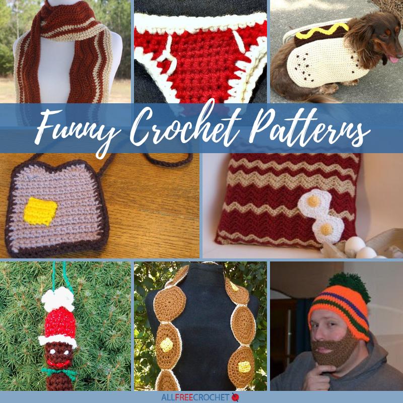 Caption This 15 Funny Crochet Patterns Allfreecrochet