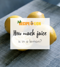 Easy Peasy (You Know the Rest): Convert Lemons into Juice
