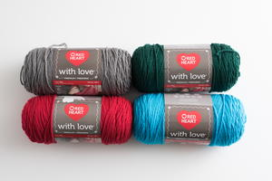 Holly Berry With Love Yarn Bundle Giveaway