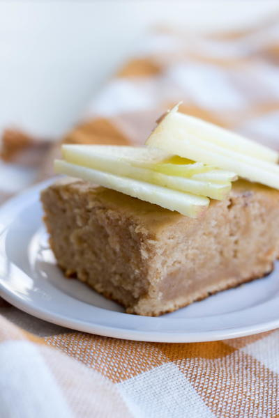 Easy Apple Butter Bread