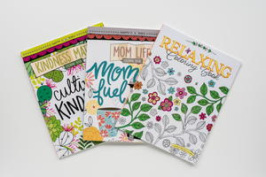 Must-Have Mom Coloring Books Giveaway