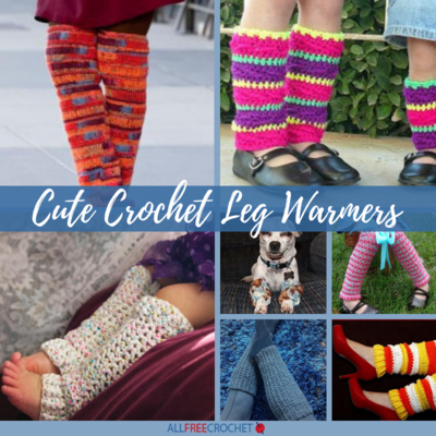 40 Cute Crochet Leg Warmers AllFreeCrochet Beauteous Crochet Leg Warmer Pattern