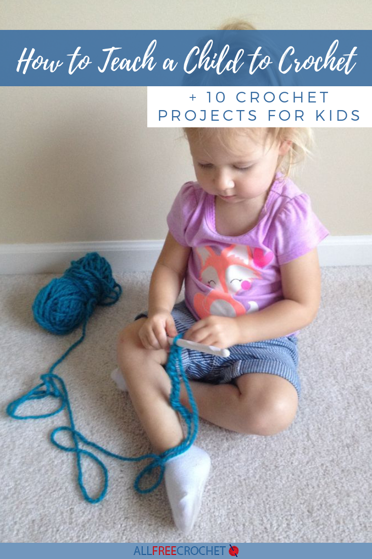 How To Teach A Child Crochet 10 Projects For Kids Slip Knot Diagram Additionally Stitch Pin1 Extralarge800 Id 2974389v2974389