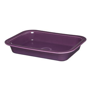 Fiesta Ceramic Rectangular Baker Giveaway