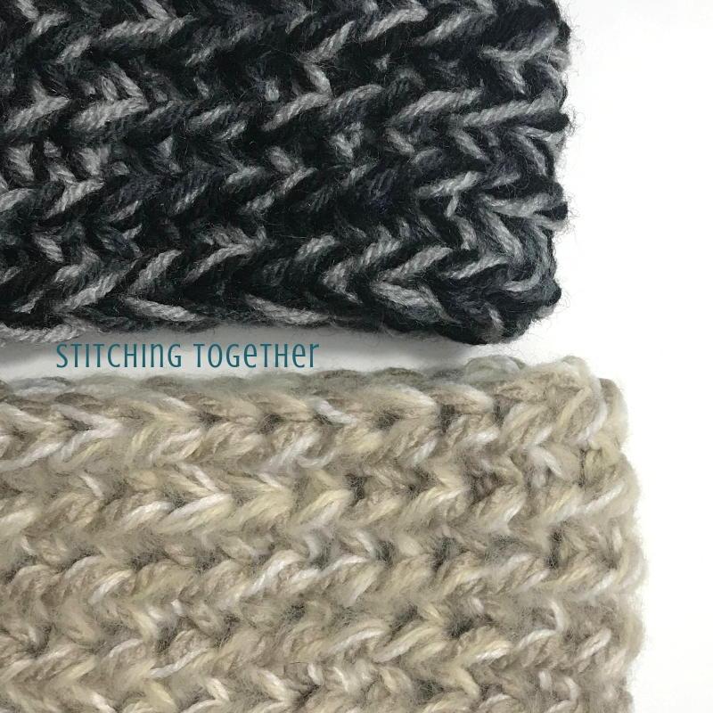 Super Easy Chunky Crochet Ear Warmer Pattern Allfreecrochet
