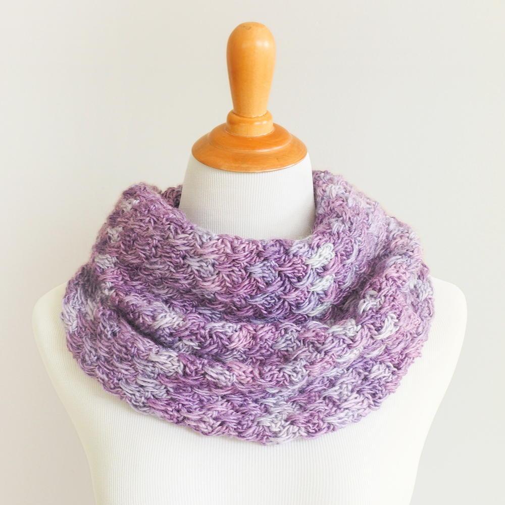 Lily Cowl Crochet Pattern Allfreecrochet