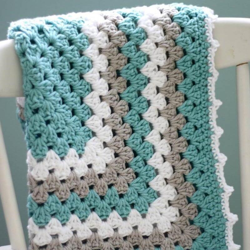 Nanas Favorite Baby Blanket Allfreecrochet