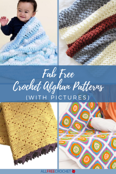 60 Fab Free Crochet Afghan Patterns With Pictures AllFreeCrochet Unique Free Crochet Afghan Patterns One Piece