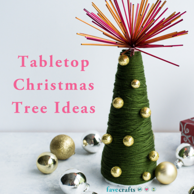 48 tabletop christmas tree ideas