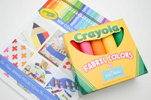 Crayola Fabric Bundle Giveaway