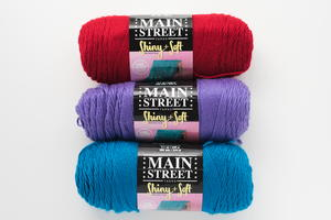 Deep Red Yarn Bundle Giveaway