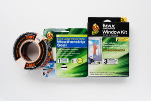 Max Strength Insulating and Weatherstrip Kits Giveaway