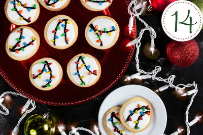 Holiday Light Cookies