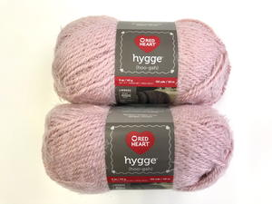 Red Heart Hygge Yarn Giveaway