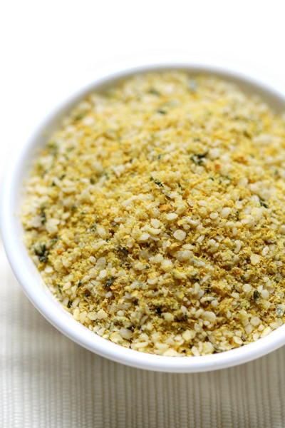 How To Make The Easiest 2-Ingredient Vegan Parmesan