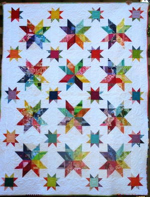 25 Half Square Triangle Quilt Patterns Favequilts Com