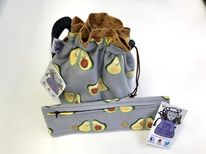 Avocado Hook Nook and Notion Pouch Giveaway