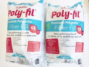 Quilter's Poly-fil Fiberfill Giveaway