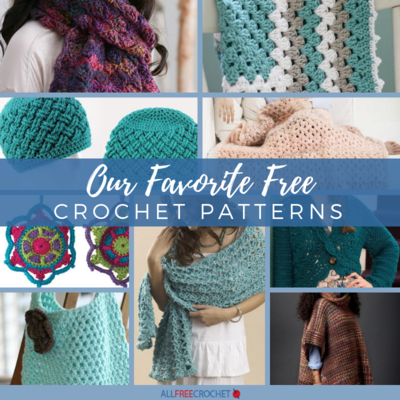 Our Favorite Free Crochet Patterns Of 60 AllFreeCrochet Amazing Free Crochet Patterns