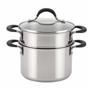 Circulon Momentum Stainless Steel Steamer Pot Set Giveaway