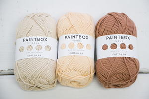 Vanilla Cream Yarn Bundle Giveaway