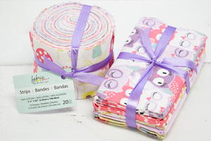 Adorable Springtime Fabric Bundle Giveaway