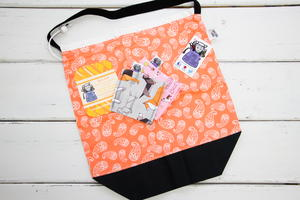 Paisley Project Tote Bag and Accessories Giveaway