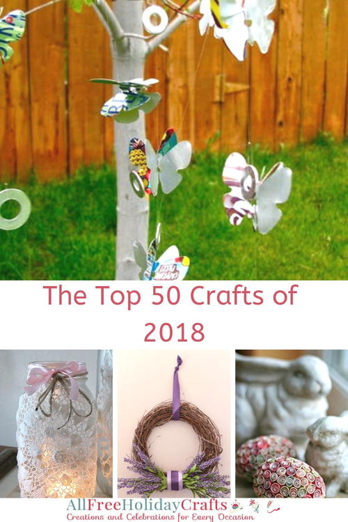 The Top 50 Crafts of 2018
